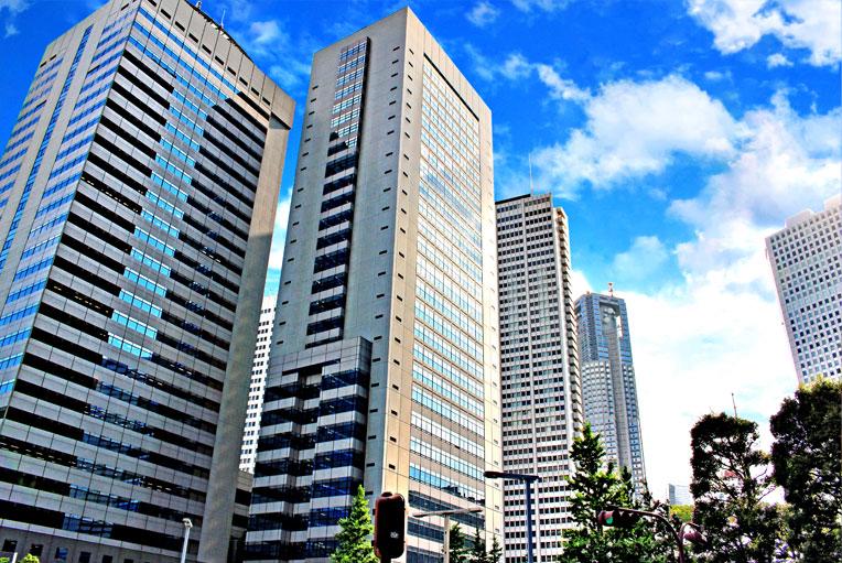総合ビル・建物管理イメージ