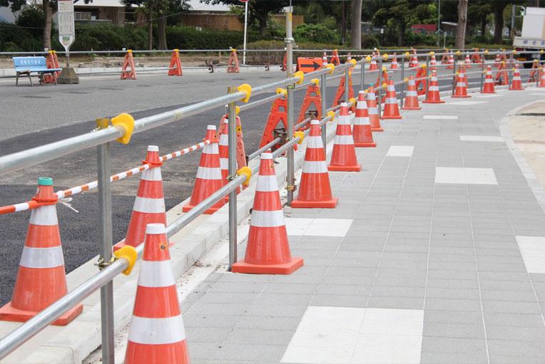 交通誘導警備イメージ