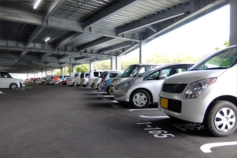 施設・駐車場警備イメージ